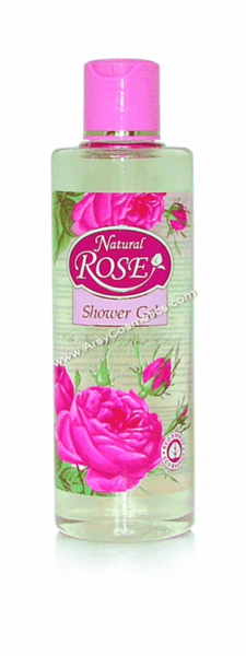 ДУШ ГЕЛ NATURAL ROSE